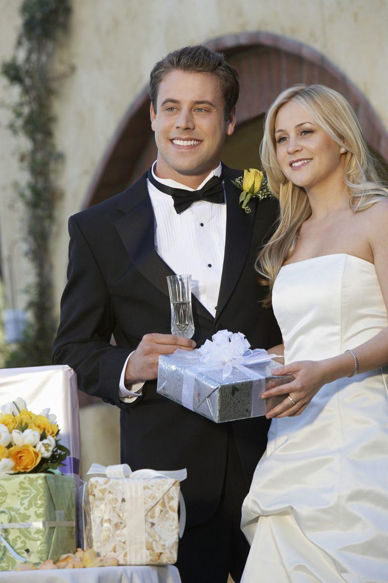 Свадьба в подарок брату