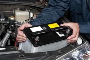 Replacing automotive batteries