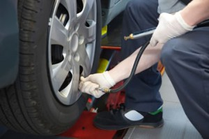 Maintaining Your Tire Air Pressure