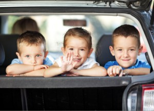 Family Road Trip vehicle checks