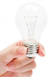 Learn about the different types of light bulbs available and what they're used for.