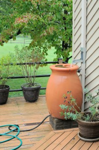 Rain Barrel Benefits