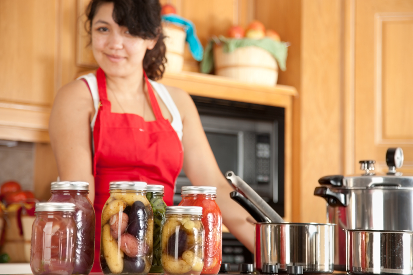 home canning basics