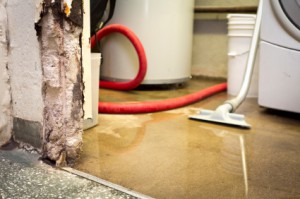 Flooded Basement Cleanup Tips