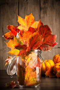 DIY Fall Mason Jar Crafts