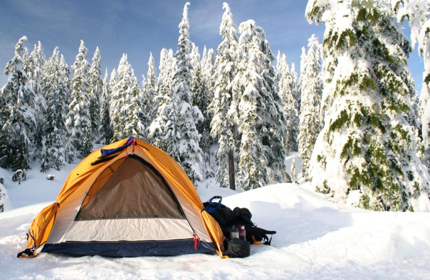 4 Tips for Winter Camping | Blain's Farm & Fleet Blog