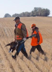 Camo vs Blaze Orange Hunting Jackets