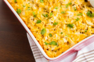 Casserole Recipes for Fall