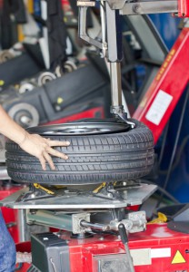 What is Tire Mounting?