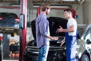 What to Ask Your Service Center Team Tire Shop