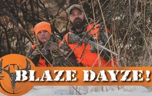 Blaze Dayze Giveaway Winners