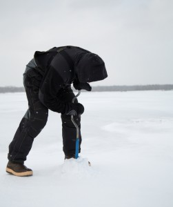 Common Ice Fishing Techniques