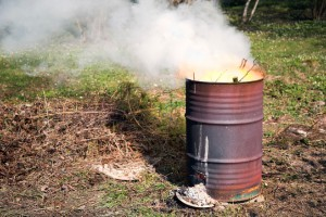 How to Make a Burn Barrel