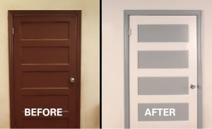 Refinish a Door with KILZ Premium Primer