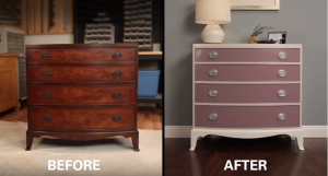 Refresh a Dresser with KILZ Original