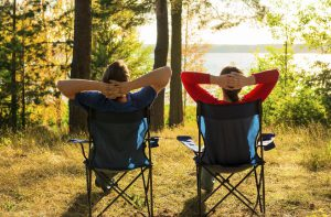 5 Ways to Stay Cool When You're Camping