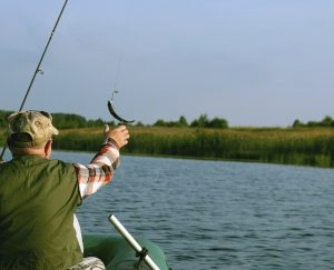 Choosing the Right Fishing Swivel
