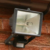 How to Install a Motion Activated Security Light