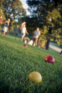 Learn How to Play Bocce Ball
