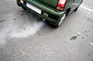 Van Exhaust Pipe