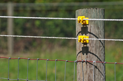 How To Install An Electric Fence Charger Blain S Farm