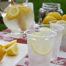 Summer Project Kids Homemade Lemonade Stand