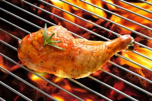 Tart and Tangy Grilled Chicken Recipe
