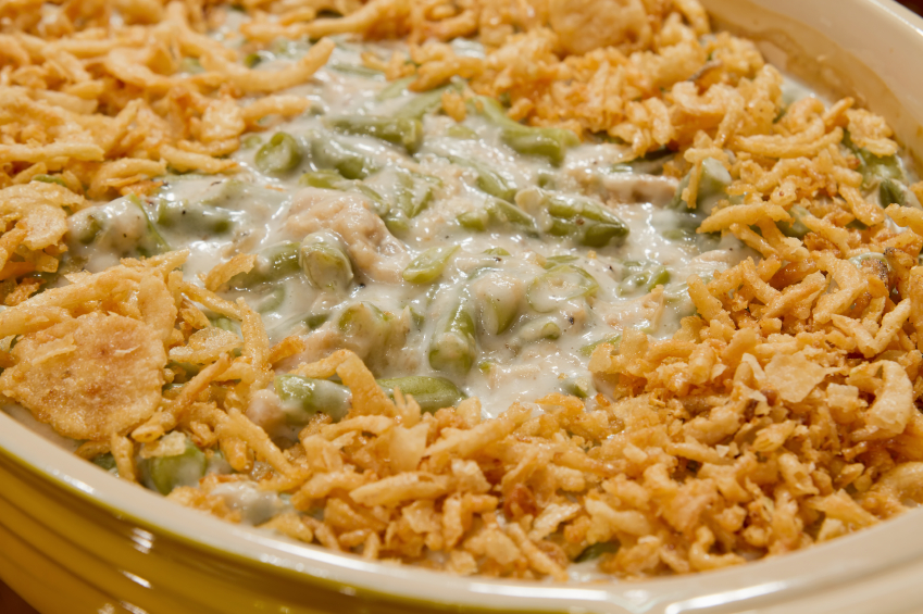 Green bean casserole recipe blain 39 s farm fleet blog for Easy thanksgiving green bean recipes