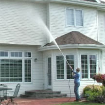 Second Story Pressure Washing Tips