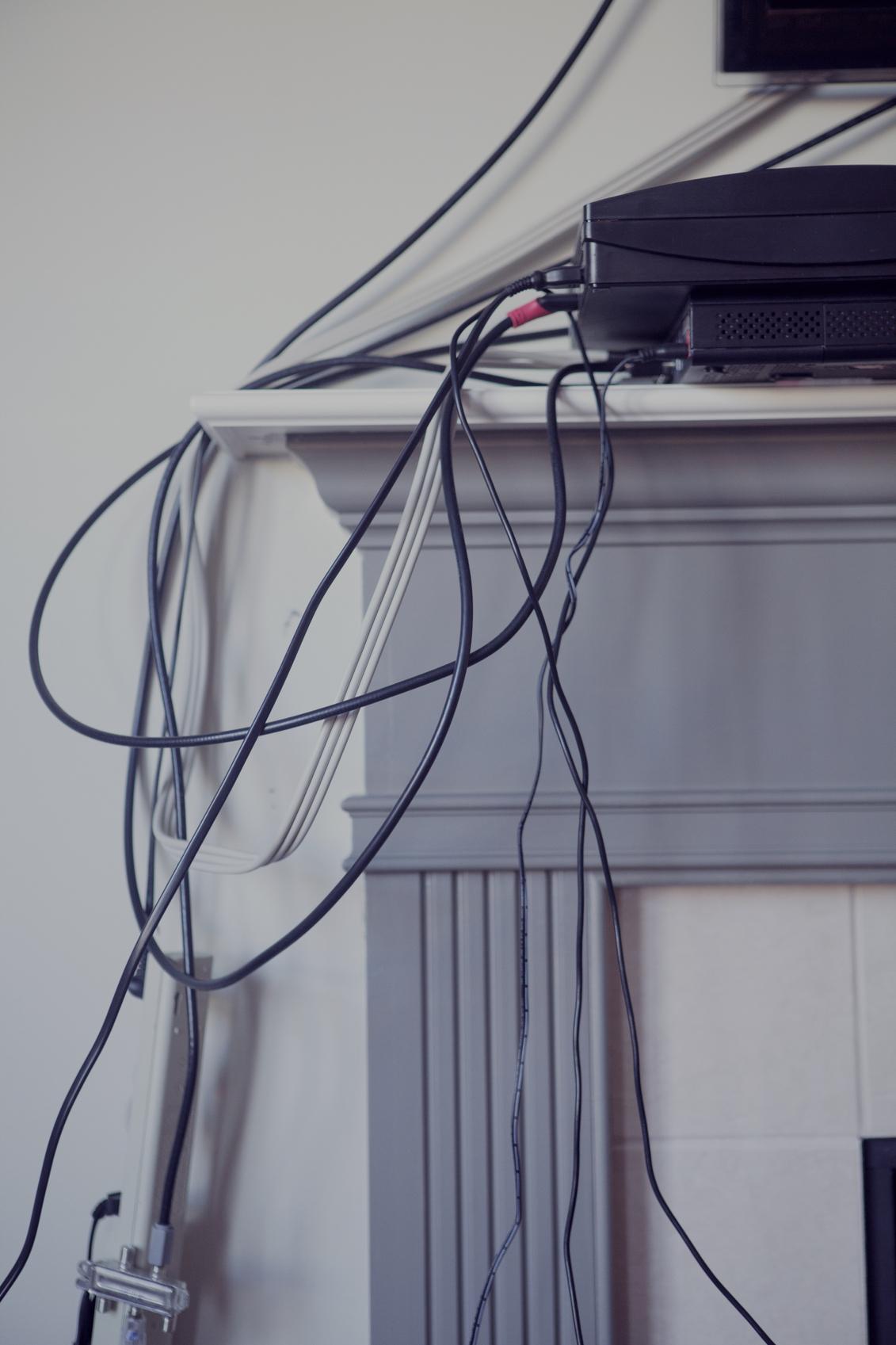 How to Hide TV Cables | Blain\'s Farm & Fleet Blog
