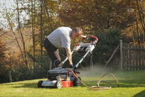 How to Winterize Lawn Care Equipment