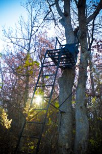 Tree Stand & Hunting Harness Safety Tips