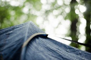 6 Tips for Camping in the Rain
