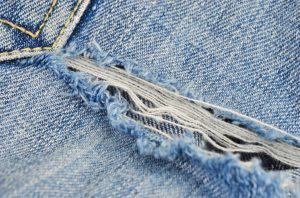 How to Patch a Hole in Your Jeans