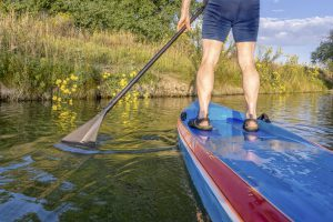 5 Tips for Stand Up Paddle Boarding
