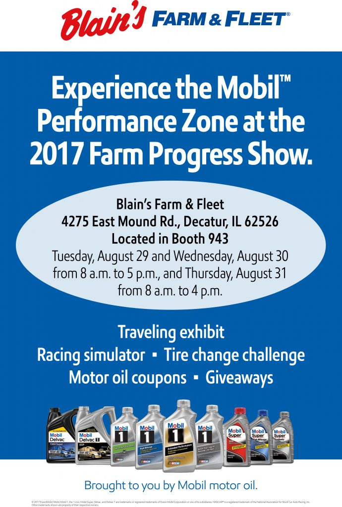 Farm Progress Mobil Poster