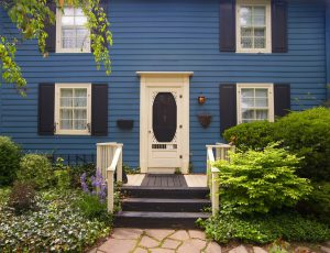 Front Entrance Paint Ideas & Tips