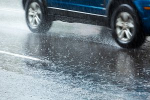 Tips for Driving in Wet Weather