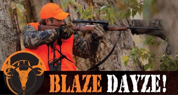 Register to Win Blaze Dayze Giveaways at Blain's Farm & Fleet!