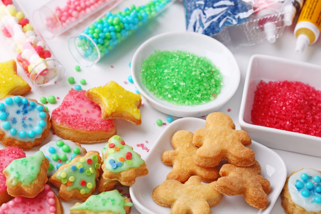 10 Easy Christmas Cookie Recipes