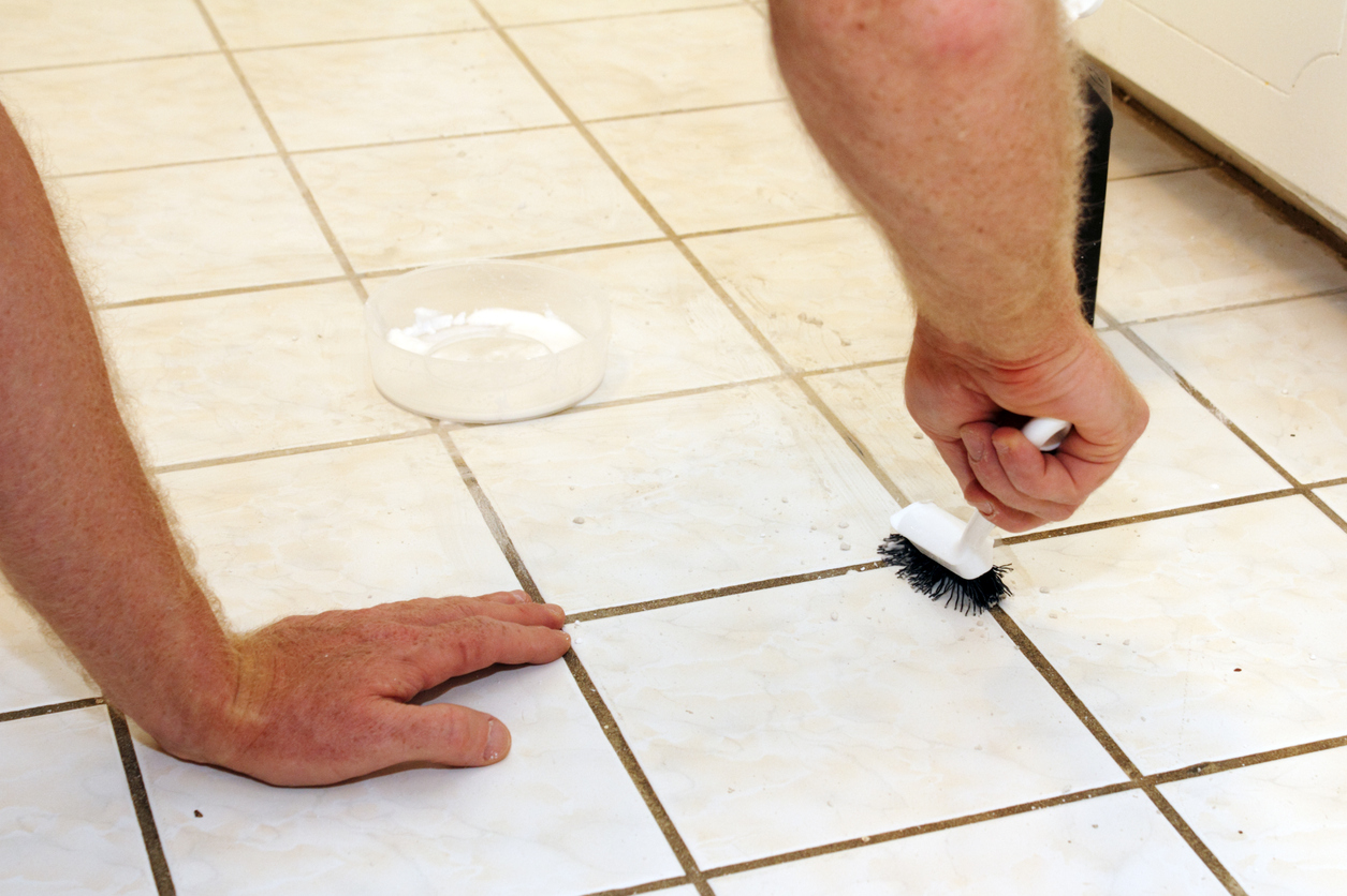 Cleaning grout and tile care blains farm fleet blog dailygadgetfo Images